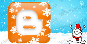 Christmas Snow Falling Effect For Blogger Blogs