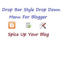 css-drop-bar-menu-for-blogger