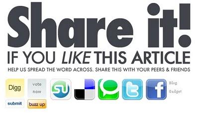 share it header